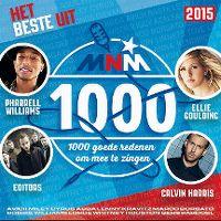 Cover  - Het beste uit de MNM 1000 [2015]